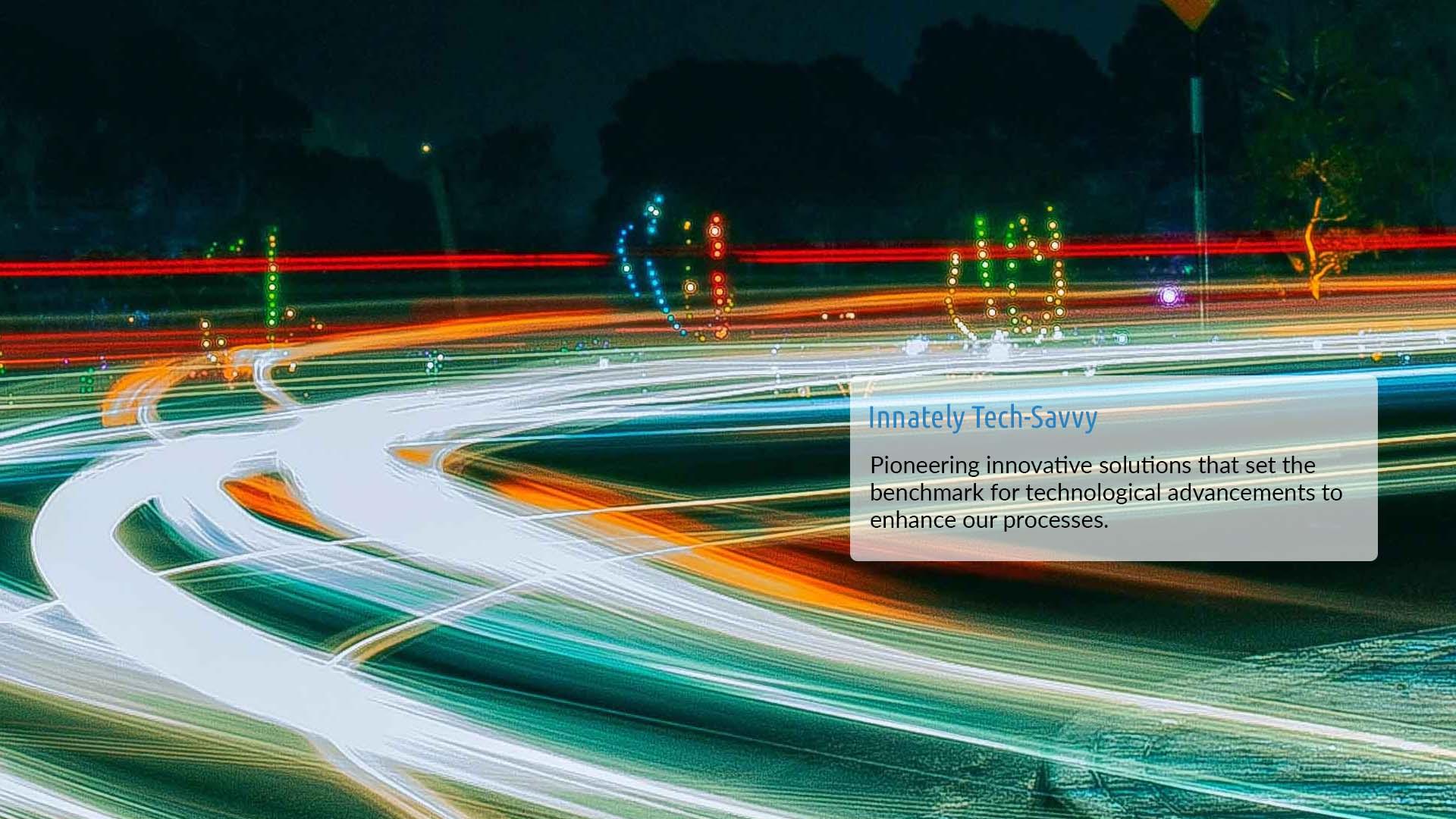 Innately Tech-Savvy
